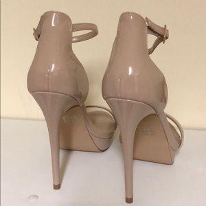 e7da081d435c Aldo Shoes - Nude Aldo Madalene Ankle Strap Heels